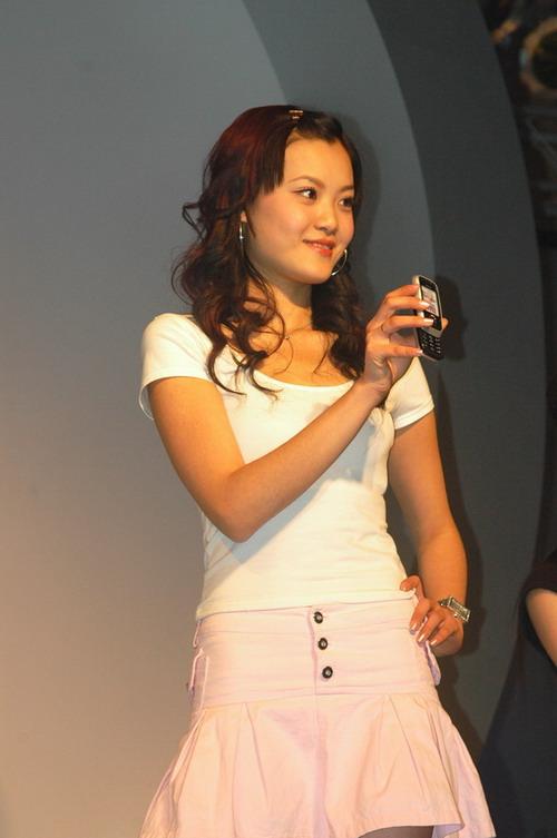 2005年度手机颁奖大典花絮照片