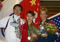 CCTV体坛风云人物(2005年度)-杨穗玲