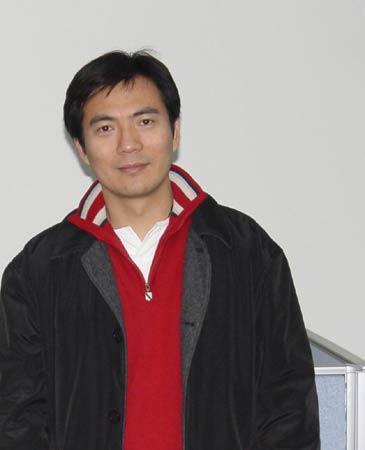CCTV体坛风云人物(2005年度)-黄健翔