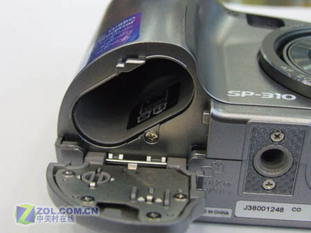 佳能A620之外的选择 奥记SP310降价