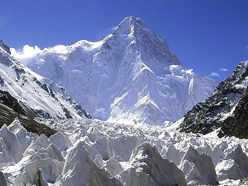 K2徒步探险活动