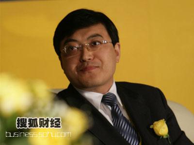 图:伊利集团董事长兼总裁潘刚