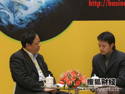 图:专访国务院发展研究中心企业研究所所长陈小洪