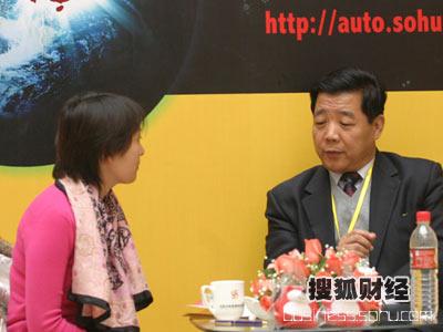 图:专访付于武中国汽车工程学会常务副秘书长(1)