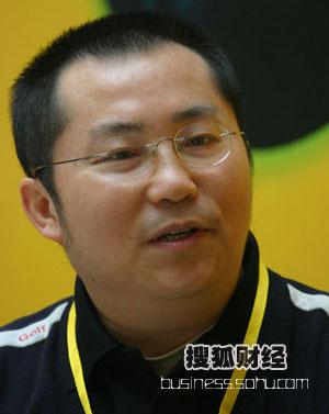 图:专访青年经济学家赵晓(2)