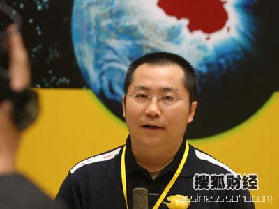 图:专访青年经济学家赵晓(3)