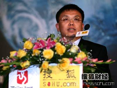 图:大唐移动CEO唐如安