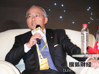 长安汽车集团董事长 尹家绪高清图片