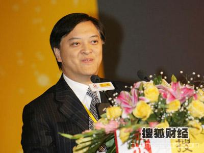 图:广州富力地产股份有限公司董事长 李思廉100秒发言(2)