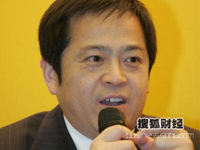 图:三一重工股份有限公司执行总裁——向文波