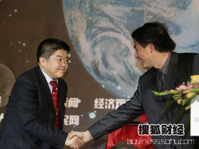 图:中国IT十大风云人物冯军