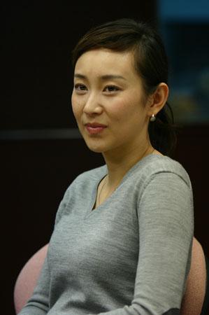 熊欣欣董晓燕做客搜狐谈儿童剧《浅蓝深蓝》
