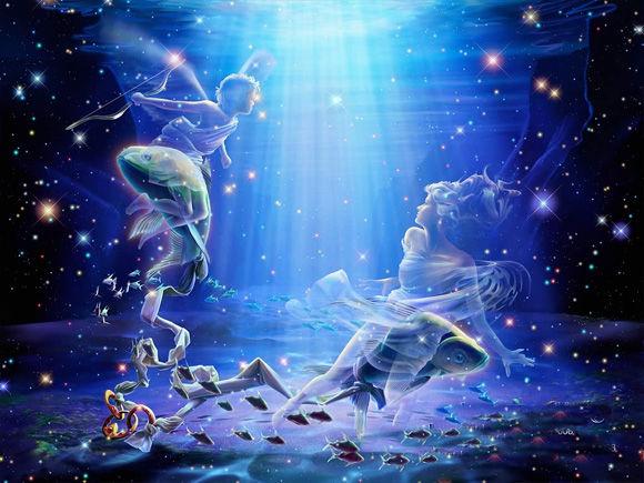 12星座梦幻造型