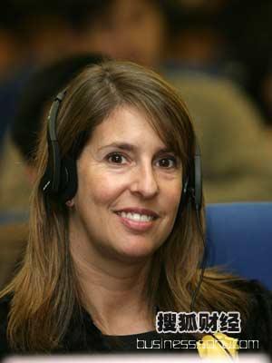 图:阿迪达斯2008年奥林匹克项目总监柯瑞嘉