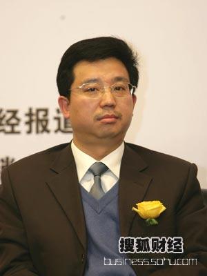 图:第一场嘉宾--中国石油天然气集团公司 奥运合作伙伴办公室处长 葛庶