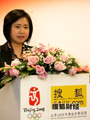 李岚:像刘翔拿金牌一样 联想服务也要震惊世界