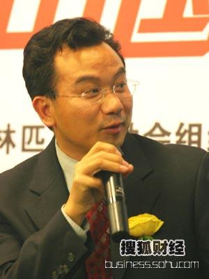图:搜狐公司副总裁陈陆明