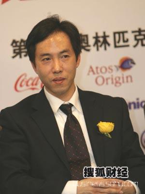 江天:奥运会竞标成功 提升伊利品牌传播高度