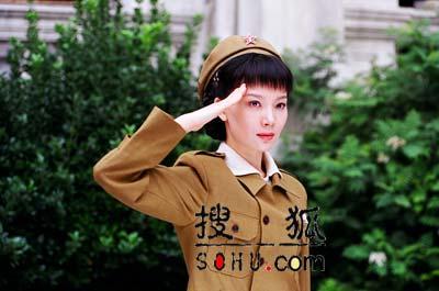 《古城谍影》荧屏热播 陈数险成女警察专业户