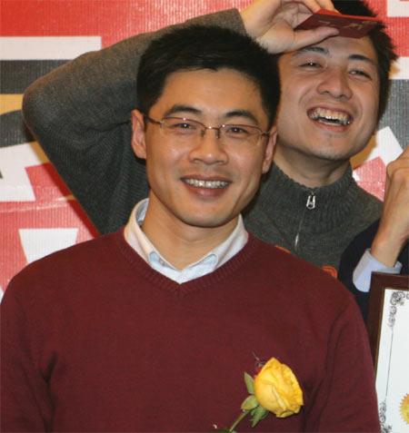 图文:博客大赛嘉宾BlogCN首席运营官周凤成
