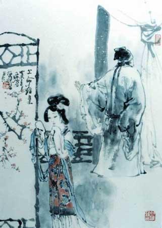 讲给孩子――中国四大民间故事