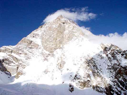 2006年K2西壁:俄罗斯人的梦想[组图]