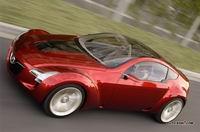 [北美车展]马自达Kabura重新定义小跑车