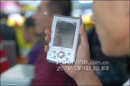 A716 华硕PDA