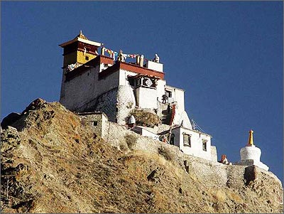 徒步山南 找寻西藏的灵魂[组图]