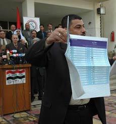 伊拉克议会选举