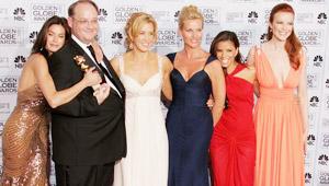 第63届美国电影电视金球奖音乐喜剧类最佳系列剧:《疯狂的主妇》