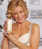 第63届美国电影电视金球奖剧情类最佳女主角:菲丽西提·霍夫曼