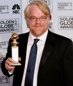 第63届美国电影电视金球奖剧情类最佳男主角:菲利普·西摩尔·霍夫曼