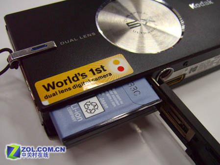 数码相机外星人 柯达V570套装开卖