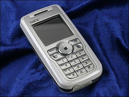 U盘音乐手机 NEC N150心动价799元