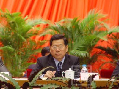 北京政协十届4次全会选举阳安江为市政协主席