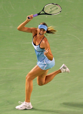 莎娃澳网次轮完美亮相 美少女胜两盘为彭帅复仇