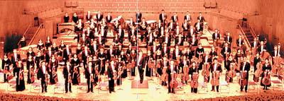 广州交响乐团赢得世界的掌声(图)