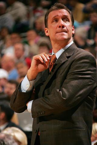 菲利普 桑德斯获选为2006NBA全明星赛东部主教练