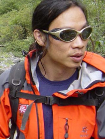 攀登队员--刘喜男[图]