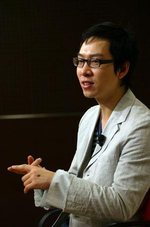 杨洋/通过声音去表达、去震撼人们的心