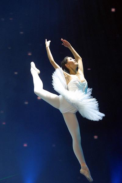 06年春晚第五次排练现场-舞蹈节目1