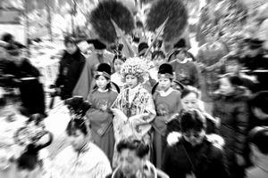 北京厂甸庙会初三迎客24万人次