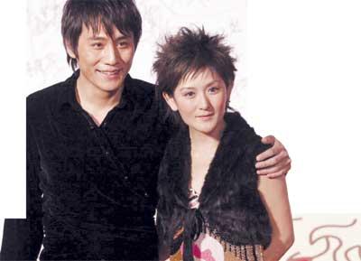 刘烨谢娜无法复合 被爆舒琪介入两人恋情(图)