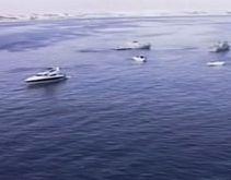 图文:大批船只展开搜救