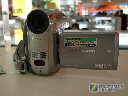 5款索尼数码摄像机 低价套装节后开卖