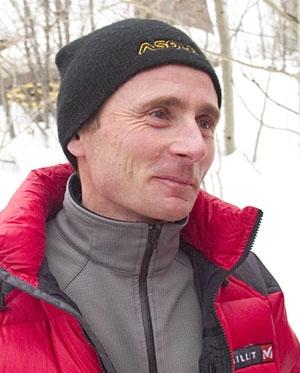 法国著名登山家Lafaille在马卡鲁峰遇难