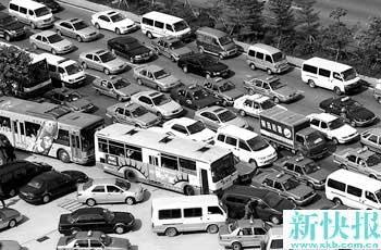 广州年内实施国Ⅲ排放标准 不排斥小排量车(图)