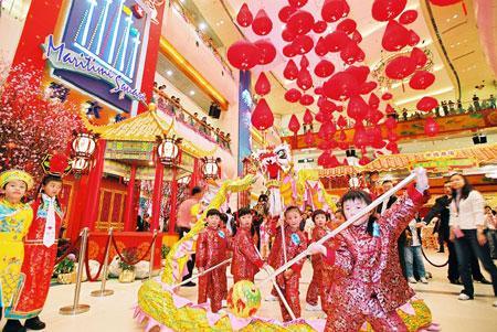 发现香港卧虎藏龙的音乐人 二月商场免费Show
