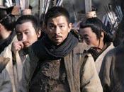 搜狐独家探班电影《墨攻》拍摄情况